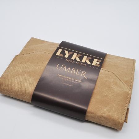 Набор разъемных круговых спиц Lykke Umber