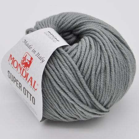 Пряжа для вязания и рукоделия Super Otto (Mondial) цвет 0336, 90 м