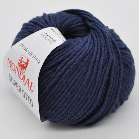 Пряжа для вязания и рукоделия Super Otto (Mondial) цвет 0117, 90 м
