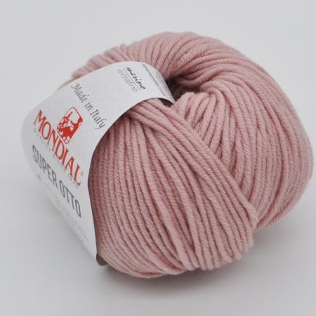 Пряжа для вязания и рукоделия Super Otto (Mondial) цвет 0110, 90 м