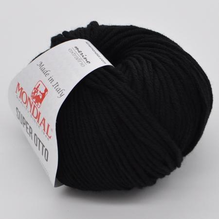 Пряжа для вязания и рукоделия Super Otto (Mondial) цвет 0200, 90 м