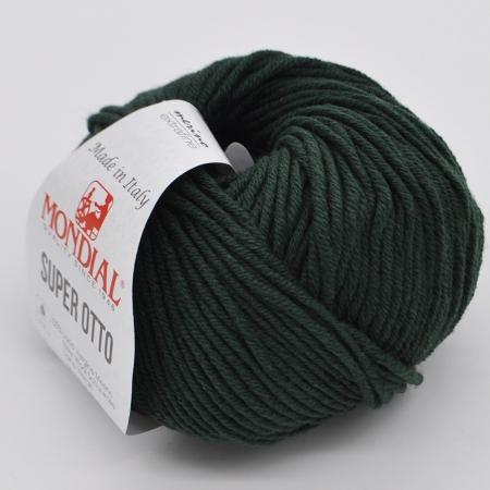 Пряжа для вязания и рукоделия Super Otto (Mondial) цвет 0052, 90 м