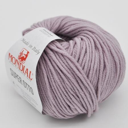 Пряжа для вязания и рукоделия Super Otto (Mondial) цвет 0114, 90 м