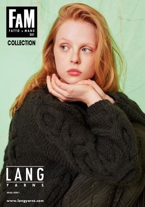 Журнал Lang Yarns Fam 261 (Lang Yarns)