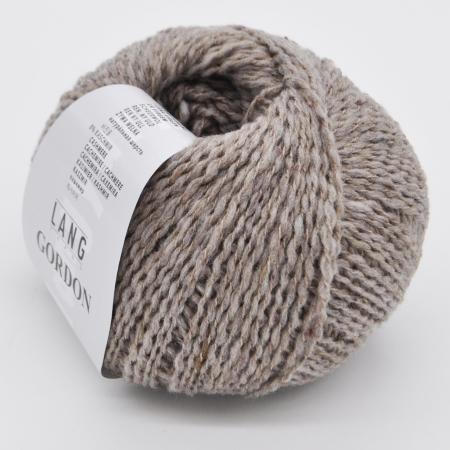 Пряжа для вязания и рукоделия Gordon (Lang Yarns) цвет 0022