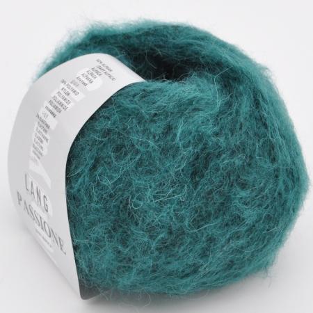 Пряжа для вязания и рукоделия Passione (Lang Yarns) цвет 0017, 132 м