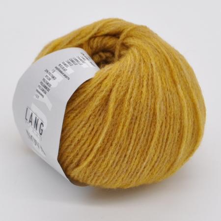 Пряжа для вязания и рукоделия Nova (Lang Yarns) цвет 0050, 180 м