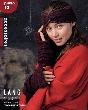 Журнал Lang Yarns Punto 13 Accessoires (Lang Yarns)