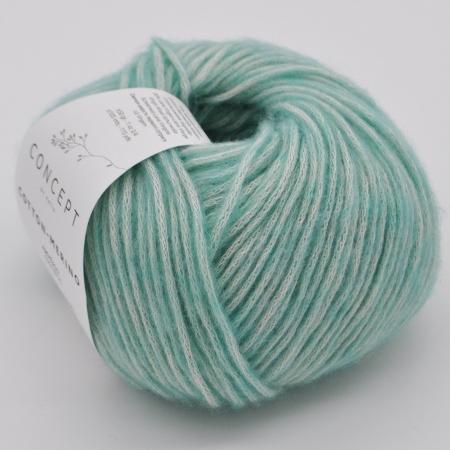 Пряжа для вязания и рукоделия Cotton Merino (Katia) цвет 129, 105 м