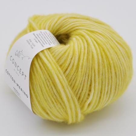 Пряжа для вязания и рукоделия Cotton Merino (Katia) цвет 130, 105 м