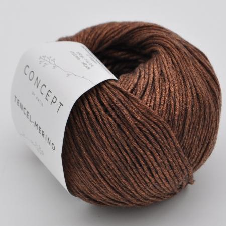 Пряжа для вязания и рукоделия Tencel-Merino (Katia) цвет 106, 135 м