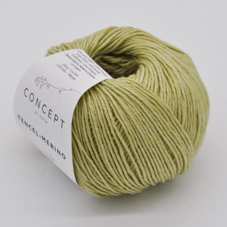 Пряжа для вязания и рукоделия Tencel-Merino (Katia) цвет 60, 135 м