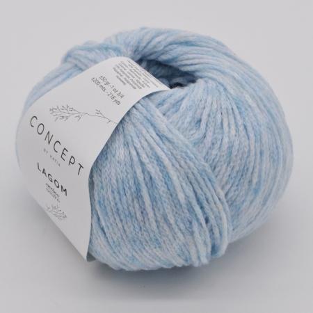 Пряжа для вязания и рукоделия Lagom (Katia) цвет 112, 200 м
