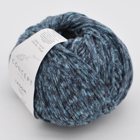 Пряжа для вязания и рукоделия Lagom (Katia) цвет 120, 200 м