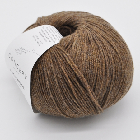 Пряжа для вязания и рукоделия Kashwool Socks (Katia) цвет 301, 410 м