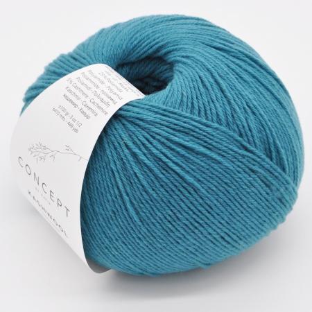 Пряжа для вязания и рукоделия Kashwool Socks (Katia) цвет 305, 410 м