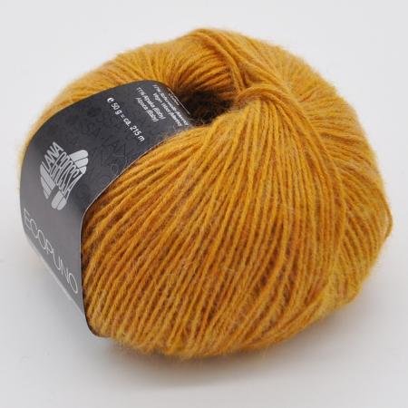 Пряжа для вязания и рукоделия Ecopuno (Lana Grossa) цвет 033, 215 м