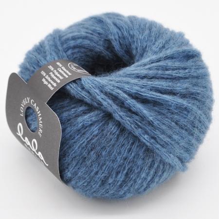 Пряжа для вязания и рукоделия Lovely Cashmere (Lana Grossa) цвет 004, 60 м