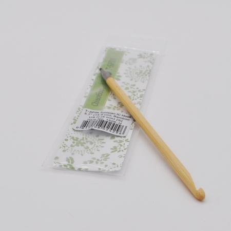 Крючок для тунисского вязания, 14.5 см / 5 мм (Chiaogoo)