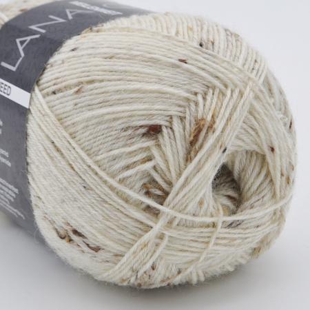 Пряжа для вязания и рукоделия Meilenweit Tweed (Lana Grossa) цвет 106, 420 м
