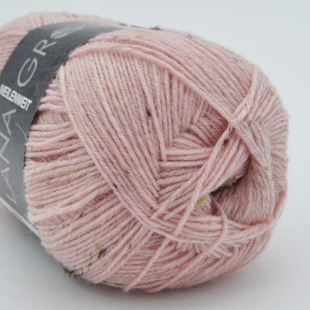 Пряжа для вязания и рукоделия Meilenweit Tweed (Lana Grossa) цвет 149, 420 м