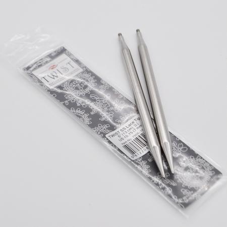 Спицы съемные металлические 13 см, 6 мм