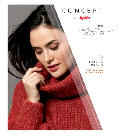 Журнал Katia Concept 8 (Katia)