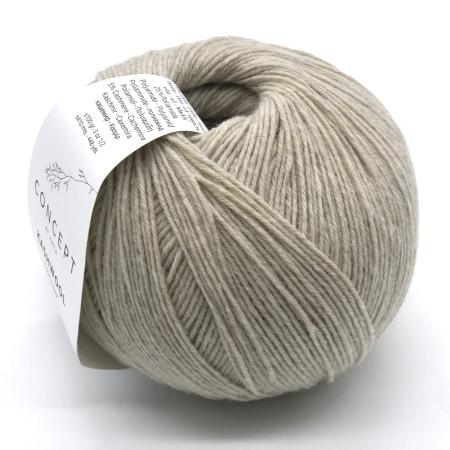 Пряжа для вязания и рукоделия Kashwool Socks (Katia) цвет 300, 410 м