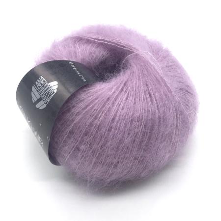 Пряжа для вязания и рукоделия Silkhair (Lana Grossa) цвет 138,  210 м