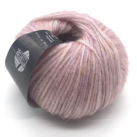 Пряжа для вязания и рукоделия Mia (Lana Grossa) цвет 002, 105 м