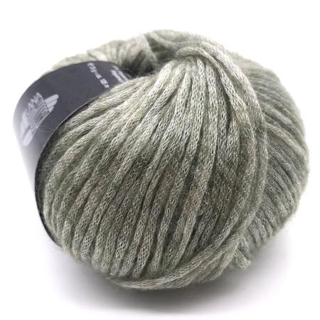 Пряжа для вязания и рукоделия Mia (Lana Grossa) цвет 012, 105 м