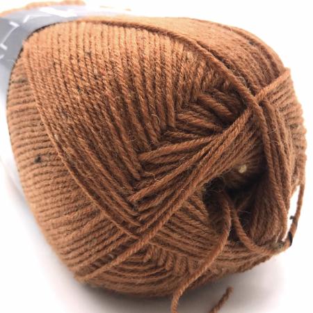 Пряжа для вязания и рукоделия Meilenweit Tweed (Lana Grossa) цвет 153, 420 м