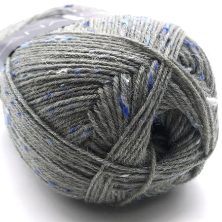 Пряжа для вязания и рукоделия Meilenweit Tweed (Lana Grossa) цвет 155, 420 м