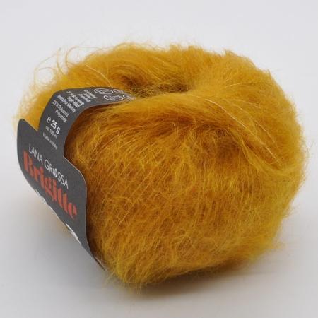 Пряжа для вязания и рукоделия Brigitte 3 (Lana Grossa) цвет 022, 100 м