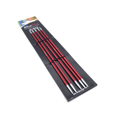Спицы чулочные Zing 15 см 2.5 мм