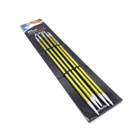 Спицы чулочные Zing 15 см 3.5 мм