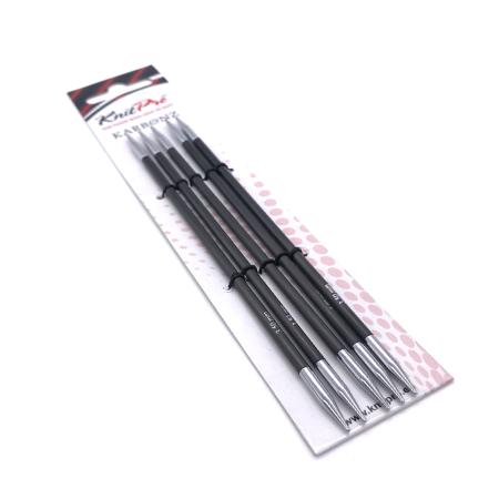 Спицы чулочные Karbonz 15 см 3.5 мм