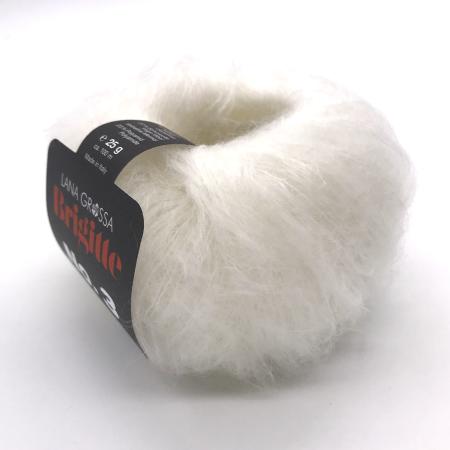 Пряжа для вязания и рукоделия Brigitte 3 (Lana Grossa) цвет 020, 100 м