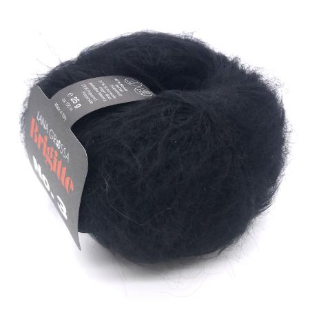 Пряжа для вязания и рукоделия Brigitte 3 (Lana Grossa) цвет 010, 100 м