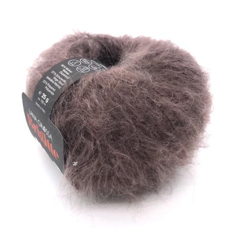 Пряжа для вязания и рукоделия Brigitte 3 (Lana Grossa) цвет 021, 100 м