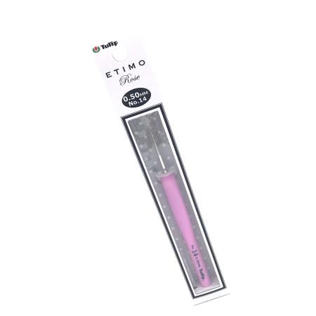 Крючок с ручкой Etimo Rose, 0.5 мм