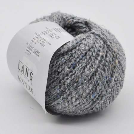 Пряжа для вязания и рукоделия Kylie (Lang Yarns) цвет 0024, 150 м