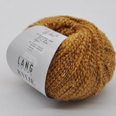 Пряжа для вязания и рукоделия Kylie (Lang Yarns) цвет 0050, 150 м