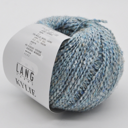 Пряжа для вязания и рукоделия Kylie (Lang Yarns) цвет 0072, 150 м