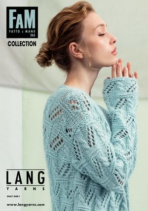 Журнал Lang Yarns Fam 263 (Lang Yarns)