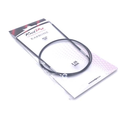 Спицы круговые Karbonz 80 см 2.25 мм