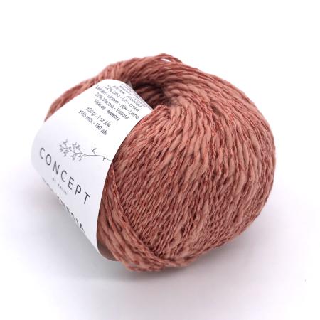 Пряжа для вязания и рукоделия Polynesia (Katia) цвет 080, 165 м