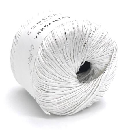 Пряжа для вязания и рукоделия Versailles (Katia) цвет 081, 100 м