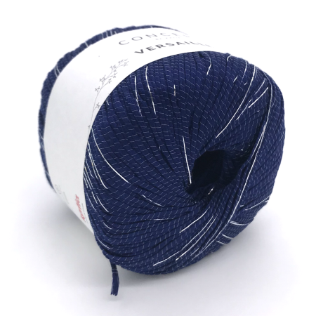 Пряжа для вязания и рукоделия Versailles (Katia) цвет 097, 100 м