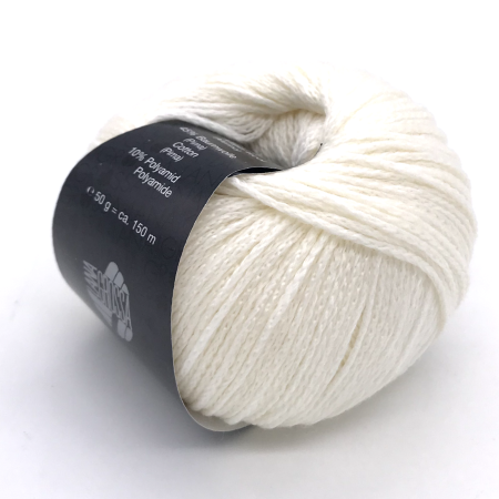 Alta Moda Cotolana (Lana Grossa) цвет 018, 150 м